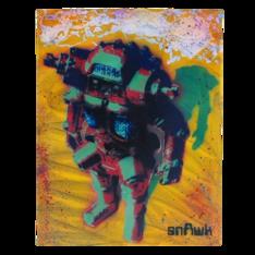 JOE -yellow | snAwk